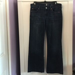 7 For All Mankind Jeans - 7 For All Mankind Dojo Jeans | 29